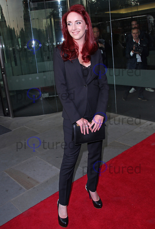 Kate Oates, The TV Choice Awards 2014, London Hilton Park Lane, London UK, 08 September 2014, Photo by Brett D. Cove
