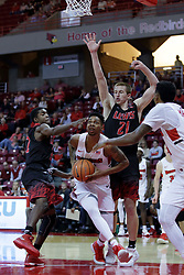 05 November 2017:  Phil Fayne during a Lewis College Flyers and Illinois State Redbirds in Redbird Arena, Normal IL