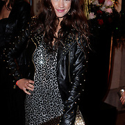 NLD/Amsterdam/20121112 - Beau Monde Awards 2012,  Marly van der Velden