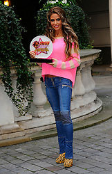 Katie Price, winner of the Foxy Bingo Celebrity Mum of the Year 2012 in London, Thursday 15th March 2012 Photo by: i-Images