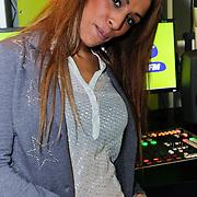 NLD/Naarden/20120307 - Uitriking Sky Radio Powervouwen Awards 2012, Glennis Grace