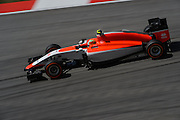 March 27-29, 2015: Malaysian Grand Prix - Roberto Merhi (SPA) Manor Marussia F1 Team