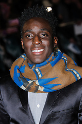 Andy Akinwolere attends The Woman in Black - World Premiere held at the Royal Festival Hall, London, Tuesday January 25, 2012. Photo By i-Images
