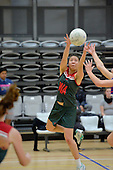 20130826 Netball Regional Division 1 Final - St Oran's College v Newlands College