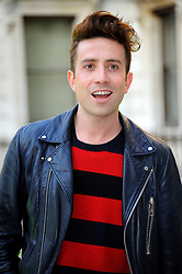 Nick Grimshaw attends the preview party for The Royal Academy of Arts Summer Exhibition 2013 at Royal Academy of Arts on June 5, 2013 in London, England. Photo by Chris Joseph / i-Images.