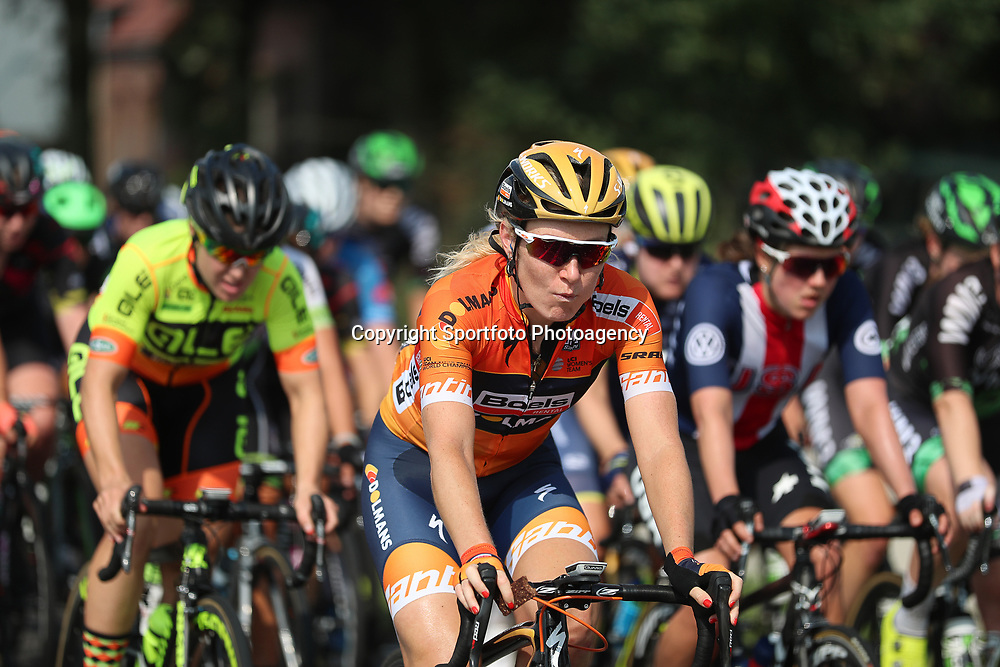 01-09-2017: Wielrennen: Boels Ladies Tour: Weert  <br />Amy Blaak