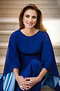 Queen Rania of Jordan Turns 49