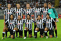 La formazione della Juventus<br /> Juventus Sturm Graz - Juventus vs Sturm Graz<br /> Ritorno di Europa League 2011 - UEFA Europa League 2011 2nd leg<br /> Stadio OIimpico, Torino, 26/08/2010<br /> © Giorgio Perottino / Insidefoto