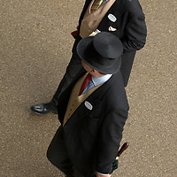 Members of the public at Ladies Day, Royal Ascot 2007, Thursday 21st Jun 2007