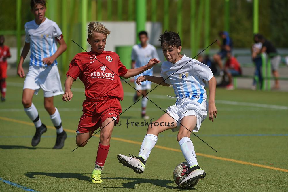 10.09.2016; Zuerich; Fussball FC Zuerich Academy - FC Zuerich FE14 - GC Obersee. <br /> <br /> (Andy Mueller/freshfocus)