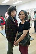LAIL ARAD; LEILA ARAD, The Years, Gavin Turk<br /> Private view:  , Ben Brown Fine Arts, 12 Brooks Mews, London, W1. 25 April 2013.