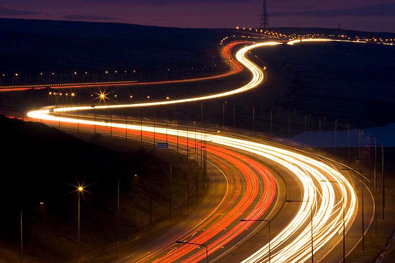 M62 Yorkshire