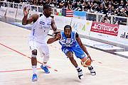 DESCRIZIONE : Trento Lega A 2014-15 Playoff Quarti di Finale Gara 1 Dolomiti Energia Trento Banco di Sardegna Sassari<br /> GIOCATORE : Jerome Dyson<br /> CATEGORIA : palleggio penetrazione<br /> SQUADRA : Banco di Sardegna Sassari<br /> EVENTO : Lega A 2014-2015 Playoff Quarti di Finale Gara 1<br /> GARA : Dolomiti Energia Trento Banco di Sardegna Sassari<br /> DATA : 18/05/2015<br /> SPORT : Pallacanestro<br /> AUTORE : Agenzia Ciamillo-Castoria/M.Marchi<br /> Galleria : Lega Basket A 2014-2015 <br /> Fotonotizia: Trento Lega A 2014-15 Playoff Quarti di Finale Gara 1 Dolomiti Energia Trento Banco di Sardegna Sassari