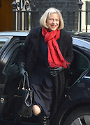 © Licensed to London News Pictures. 05/02/2013. Westminster, UK Home Secretary.Theresa May Cabinet Ministers arrive for the weekly Cabinet meeting on 5th February 2013. Photo credit : Stephen Simpson/LNP