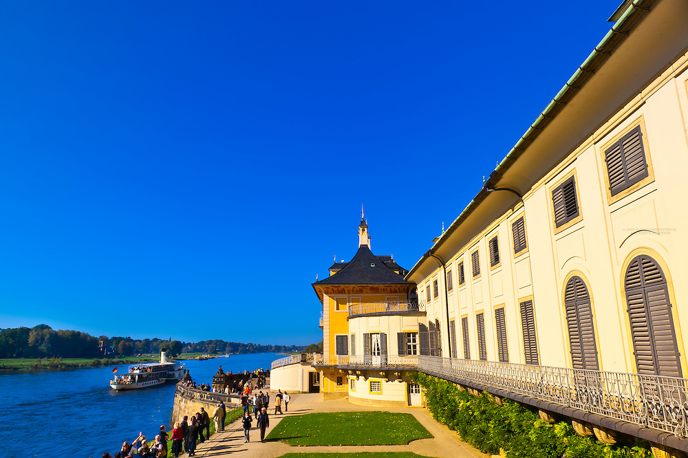 Waterside Palace, Pillnitz Castle, Pillnitz, Saxony, Germany