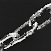 Detail of Chain Links
