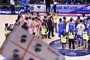 DESCRIZIONE : Sassari Lega A 2014-2015 Banco di Sardegna Sassari Grissinbon Reggio Emilia Finale Playoff Gara 6 <br /> GIOCATORE : team<br /> CATEGORIA : delusione postgame composizione<br /> SQUADRA : Grissin Bon Reggio Emilia<br /> EVENTO : Campionato Lega A 2014-2015<br /> GARA : Banco di Sardegna Sassari Grissinbon Reggio Emilia Finale Playoff Gara 6 <br /> DATA : 24/06/2015<br /> SPORT : Pallacanestro<br /> AUTORE : Agenzia Ciamillo-Castoria/GiulioCiamillo<br /> GALLERIA : Lega Basket A 2014-2015<br /> FOTONOTIZIA : Sassari Lega A 2014-2015 Banco di Sardegna Sassari Grissinbon Reggio Emilia Finale Playoff Gara 6<br /> PREDEFINITA :