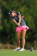 Amy Eneroth during the first round of the Symetra Tour Championship at LPGA International on Sept. 26, 2013 in Daytona Beach, Florida. <br /> <br /> <br /> ©2013 Scott A. Miller