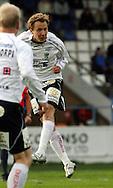 05.05.2008, Tehtaankentt?, Valkeakoski, Finland..Veikkausliiga 2008 - Finnish League 2008.FC Haka - Kuopion Palloseura.Janne Mahlakaarto - FC Haka.©Juha Tamminen.....ARK:k