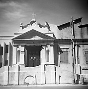 The Armenian Church, Chennai, constructed in 1712 and reconstructed in 1772, is one of the oldest churches of the Indian subcontinent.