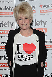 Barbara Windsor attends at 'I Love A Bit of Variety' fundraising party in aid of Variety, The Childrens Charity at Press Nightclub, Whitcomb Street, London on Thursday 26.3.2015