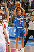 DESCRIZIONE : Ortona Italy Italia Eurobasket Women 2007 Bielorussia Italia Belarus Italy <br /> GIOCATORE : Maria Chiara Franchini <br /> SQUADRA : Nazionale Italia Donne Femminile EVENTO : Eurobasket Women 2007 Campionati Europei Donne 2007 <br /> GARA : Bielorussia Italia Belarus Italy <br /> DATA : 03/10/2007 <br /> CATEGORIA : Tiro <br /> SPORT : Pallacanestro <br /> AUTORE : Agenzia Ciamillo-Castoria/S.Silvestri Galleria : Eurobasket Women 2007 <br /> Fotonotizia : Ortona Italy Italia Eurobasket Women 2007 Bielorussia Italia Belarus Italy <br /> Predefinita :