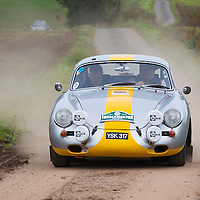 Car 121 Jonathan Miles Andy Elcomb Porsche 356B Coupe