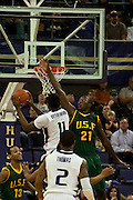 USF Dons falls to Washington, 86-71, at Hec Edmundsen Pavilion, Seattle, Washington on December 27, 2009