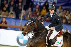 Bruynseels Niels, BEL, Cas de Liberte Kelshof Z<br /> CSI5* Grand Prix Final<br /> Jumping Antwerpen 2017<br /> © Hippo Foto - Dirk Caremans<br /> 22/04/2017