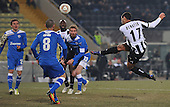 2012/02/16 Udinese vs PAOK 0-0 Europa League