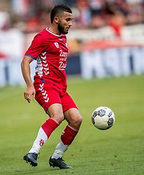 16-08-2017 NED: Europa League FC Utrecht - Zenit St. Petersburg, Utrecht<br /> Utrecht wint met 1-0 van Zenit / Zakaria Labyad #10 of FC Utrecht
