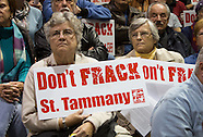 Anti-Fracking FIght In St. Tammany Parish LA