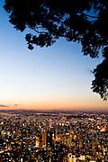 Belo Horizonte_MG, Brasil...Vista panoramica de Belo Horizonte, vista do parque do Mangabeiras, Minas Gerais...Panoramic view of Belo Horizonte, view from the Mangabeiras Park, Minas Gerais...Foto: JOAO MARCOS ROSA / NITRO