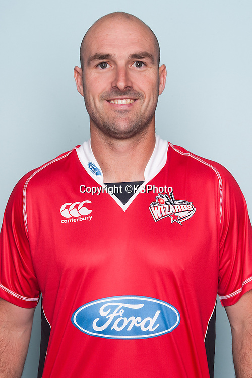 Shanan Stewart, Canterbury Wizards headshots for the 2012/2013 season. New Zealand domestic cricket. Photo: Canterbury Cricket