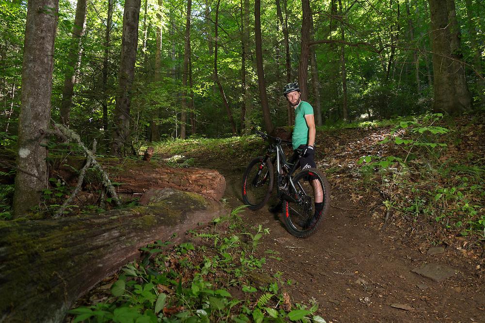 Joe Driver - Sycamore Trail, Brevard, NC
