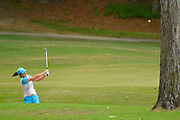 Rebecca Artis during the first round of the Symetra Classic at Atlanta National Golf Club on April 28, 2017 in Milton, GA.<br /> <br /> ©2017 Scott Miller