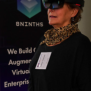 World Trade Center, Seattle Immersed: The Business of XR. 8ninths Virtual and Mixed Reality. Photo by Alabastro Photography.