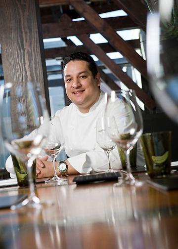 Bourbon Steak House Executive Chef