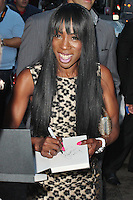 LONDON - August 08: Heather Small at OMEGA House Presents 'Athletics Night' Party (Photo by Brett D. Cove)