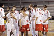 DESCRIZIONE : Ancona Lega A 2012-13 Sutor Montegranaro EA7 Emporio Armani Milano<br /> GIOCATORE : team<br /> CATEGORIA : team esultanza<br /> SQUADRA : EA7 Emporio Armani Milano<br /> EVENTO : Campionato Lega A 2012-2013 <br /> GARA : Sutor Montegranaro EA7 Emporio Armani Milano<br /> DATA : 25/11/2012<br /> SPORT : Pallacanestro <br /> AUTORE : Agenzia Ciamillo-Castoria/C.De Massis<br /> Galleria : Lega Basket A 2012-2013  <br /> Fotonotizia : Ancona Lega A 2012-13 Sutor Montegranaro EA7 Emporio Armani Milano<br /> Predefinita :