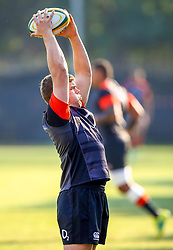 Jack Singleton (Worcester) - Mandatory by-line: Steve Haag/JMP - 13/06/2018 - RUGBY - Kings Park Stadium - Durban, South Africa - England Rugby Training and Press Conference, South Africa Tour