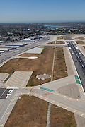 Orange County John Wayne Airport Aerial Photograph