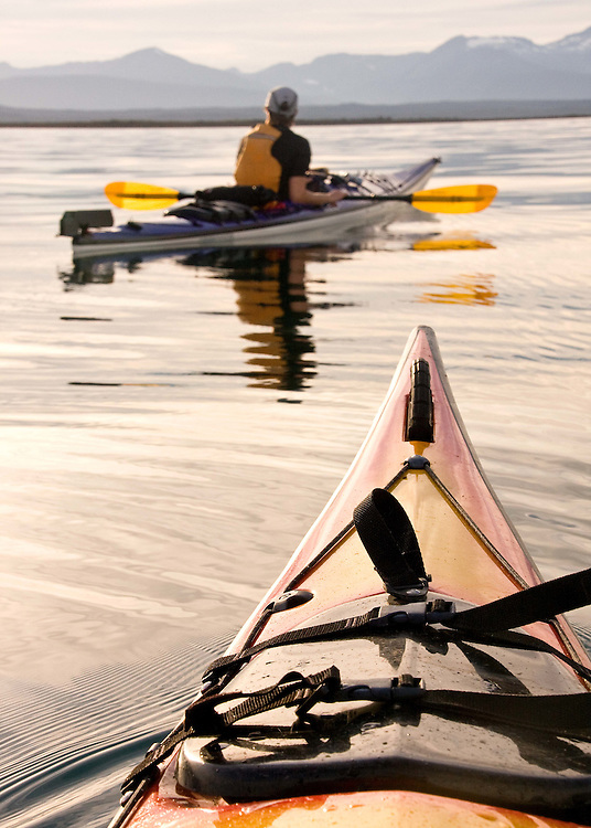 Kayaking in Southeast Alaska