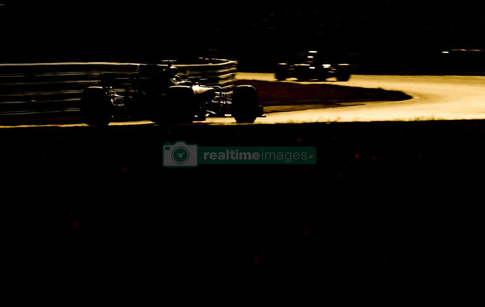 October 8, 2017 - Suzuka, Japan - Motorsports: FIA Formula One World Championship 2017, Grand Prix of Japan, .#3 Daniel Ricciardo (AUS, Red Bull Racing) (Credit Image: © Hoch Zwei via ZUMA Wire)