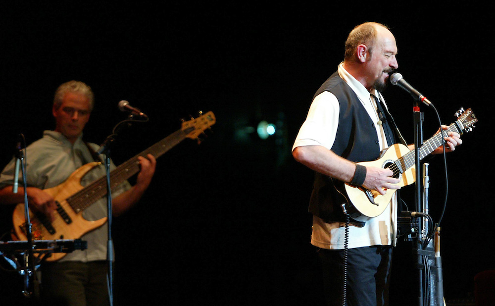 (PFEATURES) Red Bank 11/14/2003  Musician and Jethro Tull band member Ian Anderson performs at the Count Basie Theater in Red Bank.   Michael J. Treola Staff Photographer..............MJT