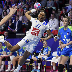 20181202: FRA, Handball - EHF Women's Euro 2018, Slovenia vs France
