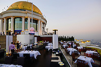 Thailande, Bangkok, Sirocco bar du Lebua hotel // Thailand, Bangkok, Sirocco bar (Sky Bar) from Lebua hotel