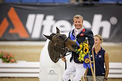 Pearson Lee (GBR) - Gentleman<br /> Alltech FEI World Equestrian Games <br /> Lexington - Kentucky 2010<br /> © Dirk Caremans