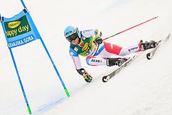 March 9, 2019 - Kranjska Gora, Kranjska Gora, Slovenia - Reto Schmidiger of Switzerland in action during Audi FIS Ski World Cup Vitranc on March 8, 2019 in Kranjska Gora, Slovenia. (Credit Image: © Rok Rakun/Pacific Press via ZUMA Wire)
