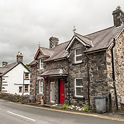 Betws-y-Coed Stone House. The village of Betws-y-Coed in the heart of the Snowdonia National Park is a popular base for hikers heading into the surround mountains.
